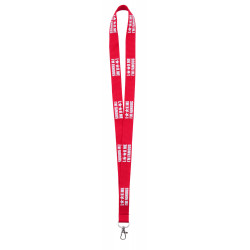 LANYARD IMPRESION RELIEVE