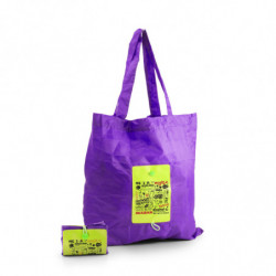 FOLDABLE SHOPPING BAG - SAPLPU
