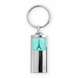 ZINC ALLOY KEY RING TOTEM...