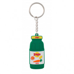 SOFT PVC KEY RING -  2D 1 SIDE