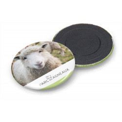 MAGNET BOUTON ROND - MADE...