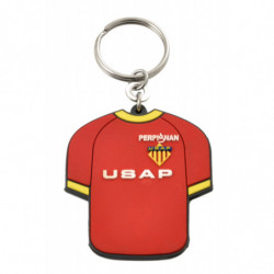 SOFT PVC KEY RING -  2D 2...