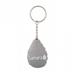 SOFT PVC KEY RING -  3D 2...