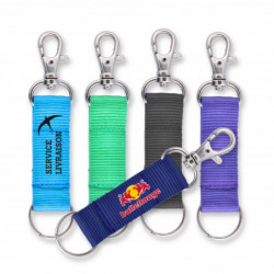 LANYARD KEY RING