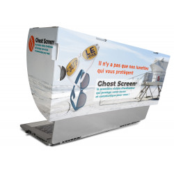 GHOST SCREEN - EXTERIOR VISOR