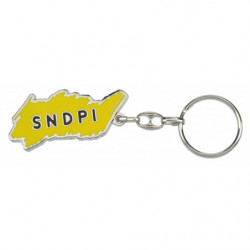 ZAMAC KEY RING - ENAMEL...