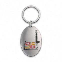 PEBBLE KEY RING 3D