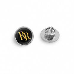 ZINC ALLOY PIN'S ROUND SHAPE