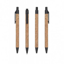 WHEAT STRAW BALL PEN