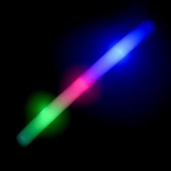 BASTON DE ESPUMA CON LED
