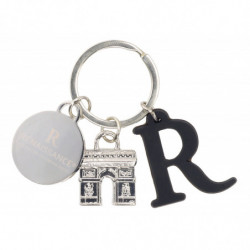 CHARMS KEY RING